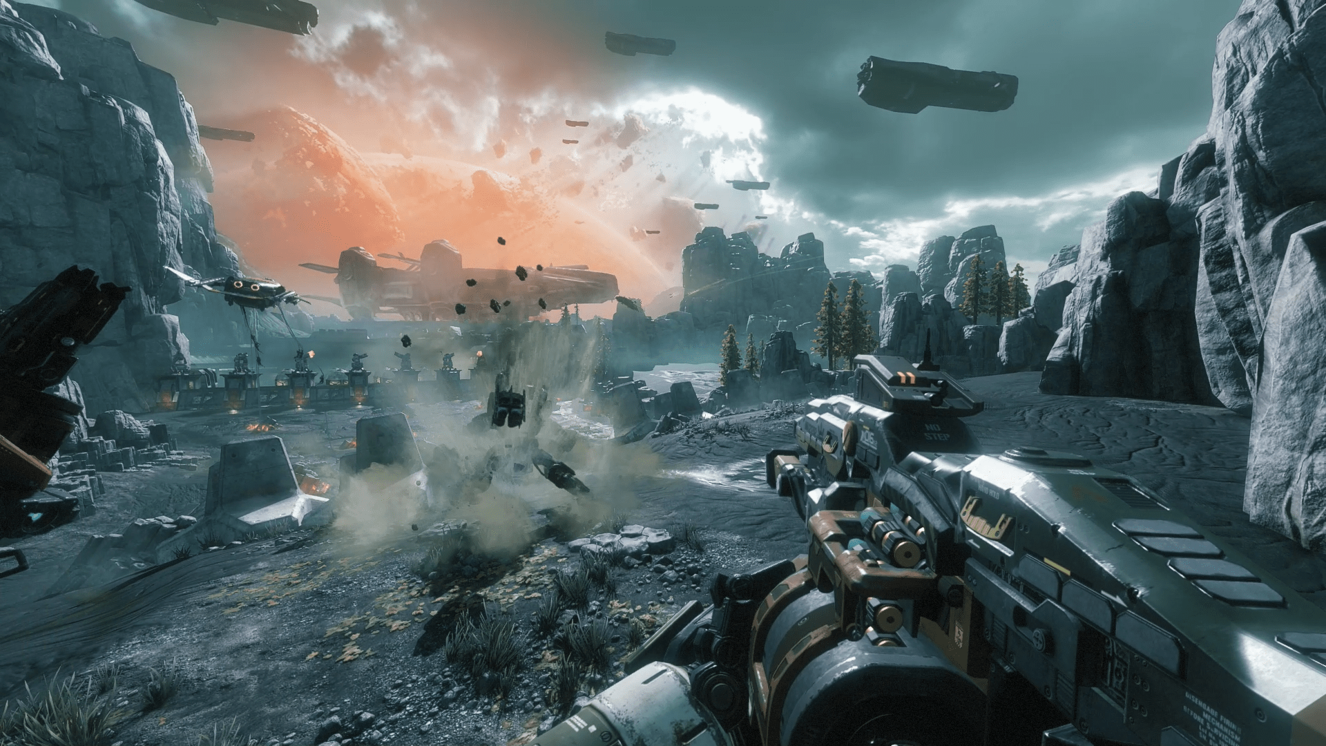 GeForcecom Titanfall 2 Effects Detail Interactive Comparison High vs Low  Example 001
