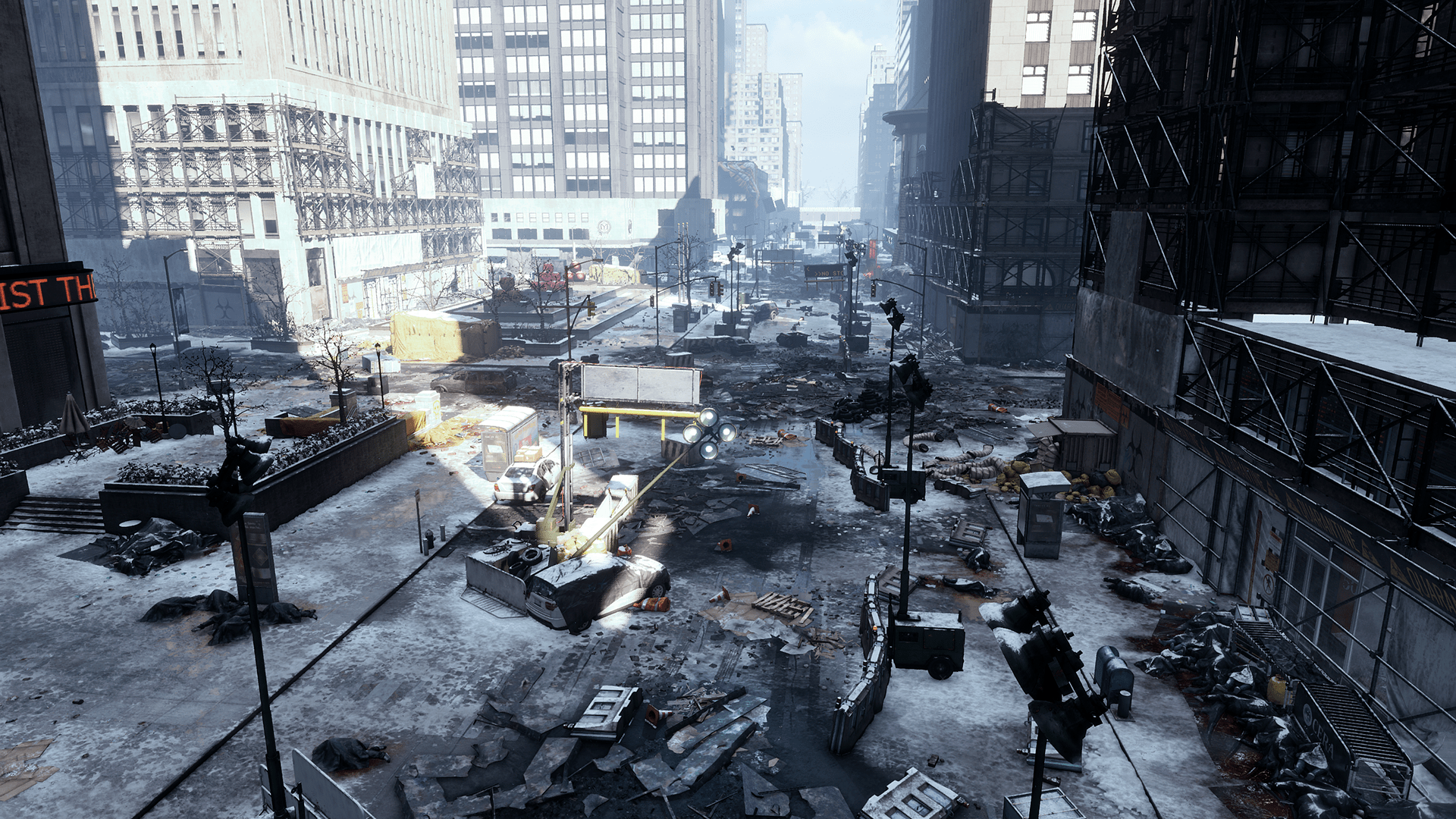 GeForce Com Tom Clancy's The Division Object Detail