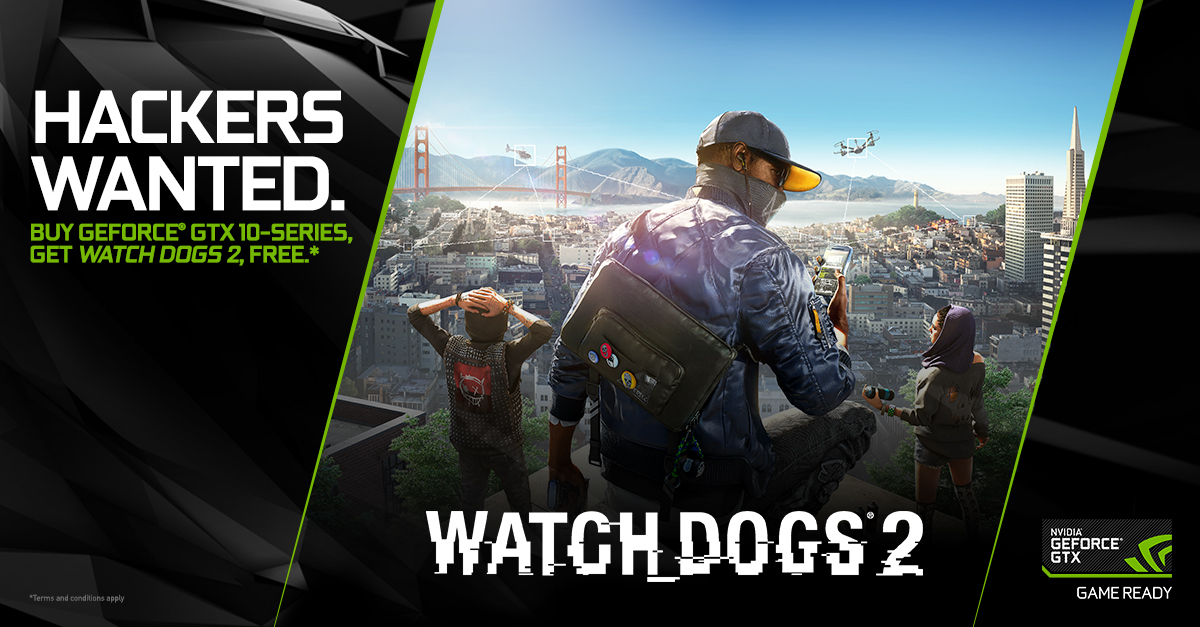 Cars Hd Wallpaper For Computer Design Watch Dogs 2 Geforce Gtx Bundle Get The Game For Free On