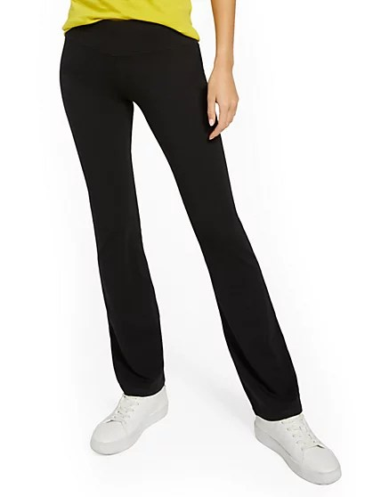New York And Company Yoga Pants : company, pants, NY&C:, Bootcut
