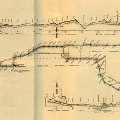 New York City Subway Diagram Virago 535 Wiring Building The Nyc Construction Photos From 1901 04 Keith A Map And Elevation For S Original Line Circa 1904 Its
