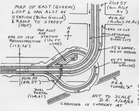 www.nycsubway.org: The Steinway Tunnels (1960)