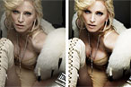 An Un-Retouched Photo From Madonna's Hard Candy Album Has Surfaced!