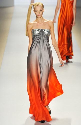Naeem Khan Spring 2009 Collection