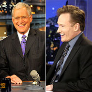 Letterman Beats Conan Four Weeks in a Row