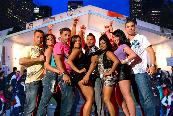 Image result for jersey shore season one