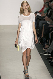 BCBG MaxAzria at Fall Fashion Week