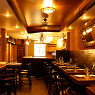 The Brindle Room  East Village  New York Magazine Restaurant Guide