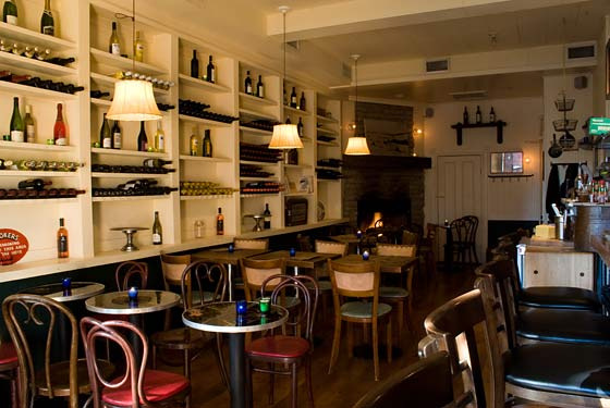Top Five Casual Wine Bars In New York City -- New York