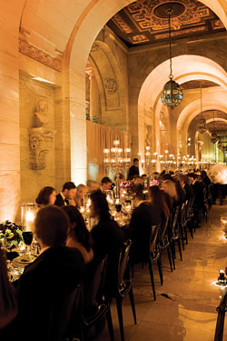 New York Weddings Guide The Reception Eight Fantasy Venues And Reasonable Alternatives
