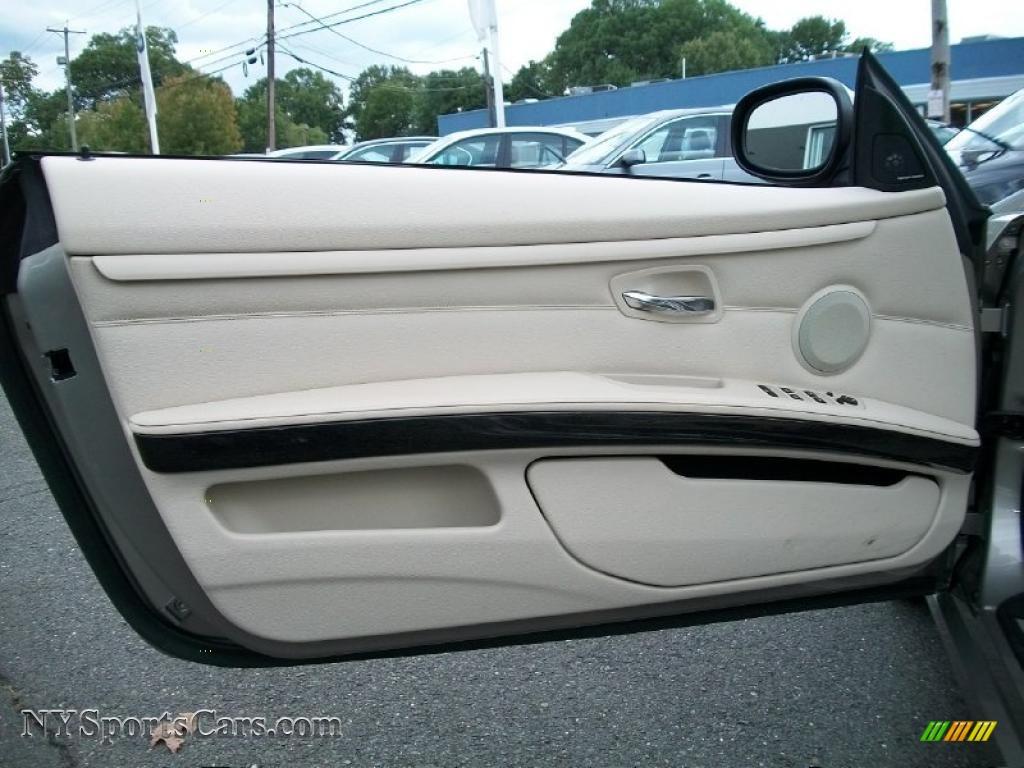 hight resolution of 2011 3 series 328i convertible platinum bronze metallic cream beige photo 9