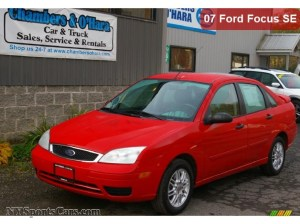 2004 Ford Focus 20 ZX4 Automatic related infomation,specifications  WeiLi Automotive Network