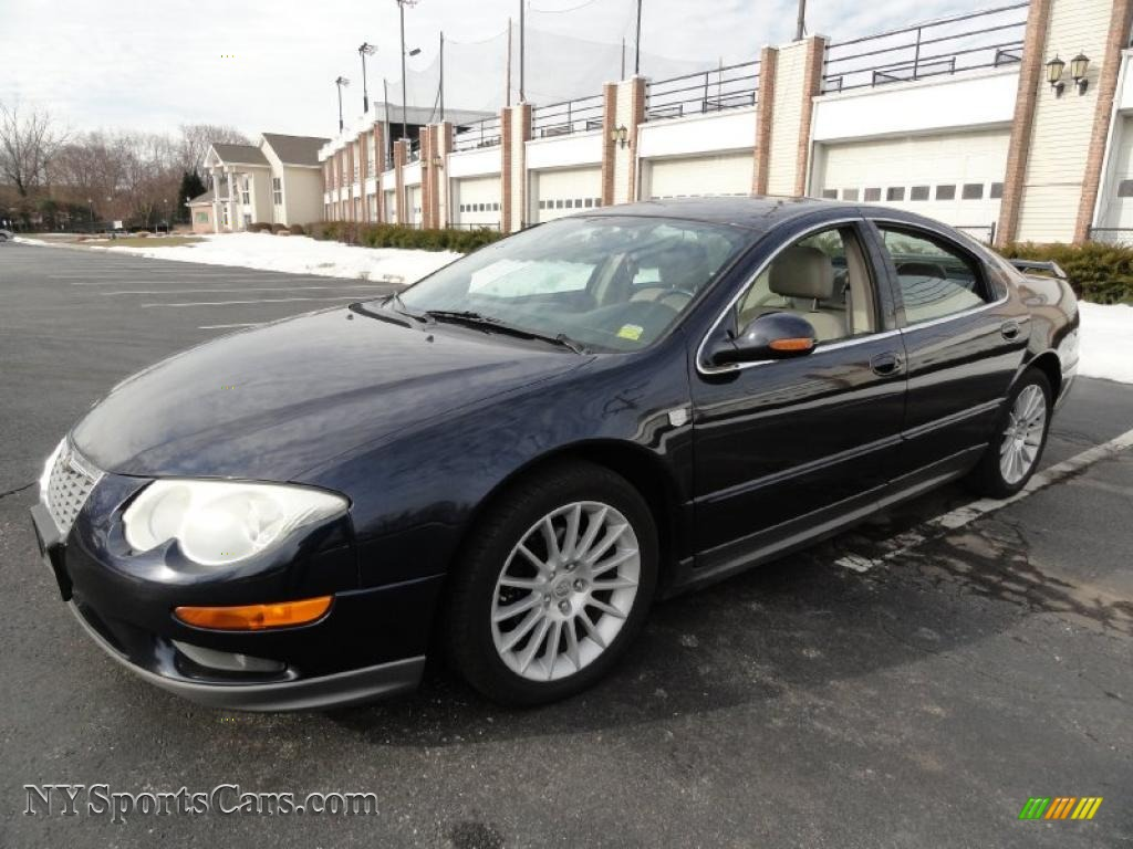 hight resolution of 2002 chrysler 300 m special in black 199142