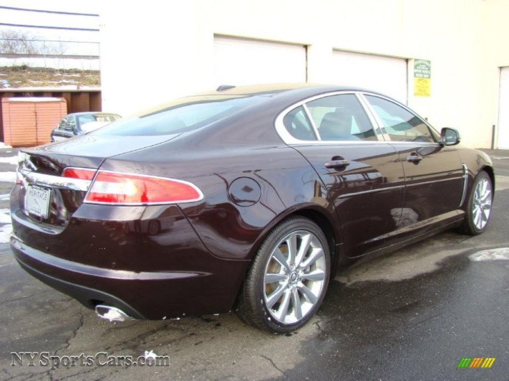 medium resolution of 2011 jaguar xf premium sport sedan in caviar brown