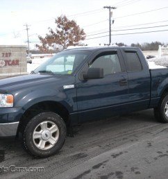 2004 f150 xlt supercab 4x4 medium wedgewood blue metallic dark flint photo 1 [ 1024 x 768 Pixel ]