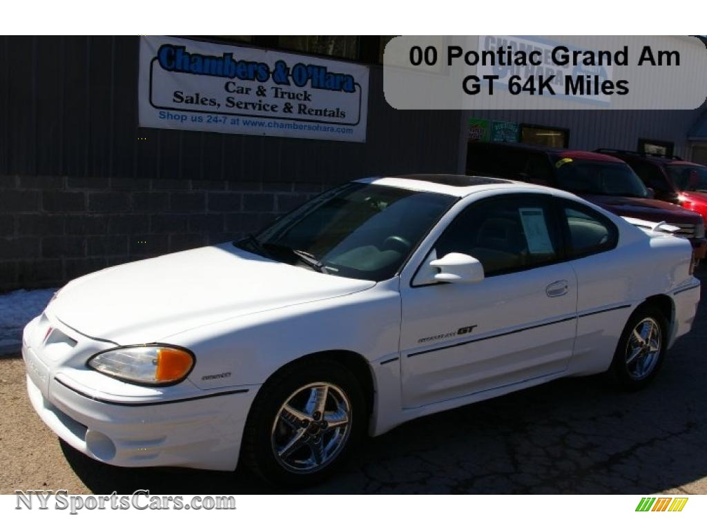 grand new veloz auto 2000 all camry pontiac am gt coupe in arctic white photo 2