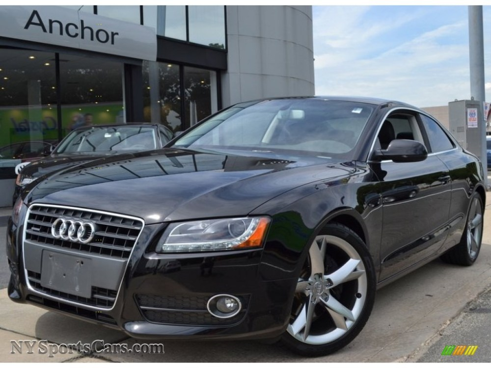 medium resolution of brilliant black black audi a5 2 0t quattro coupe