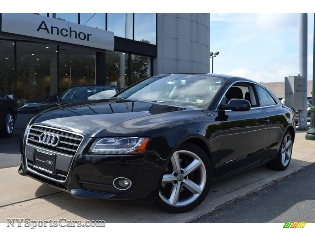 hight resolution of brilliant black black audi a5 2 0t quattro coupe