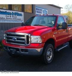 2006 f350 super duty xlt regular cab 4x4 red clearcoat dark flint photo  [ 1024 x 768 Pixel ]