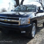 2007 Chevrolet Silverado 1500 Ltz Extended Cab 4x4 In Dark Blue Metallic 561584 Nysportscars Com Cars For Sale In New York