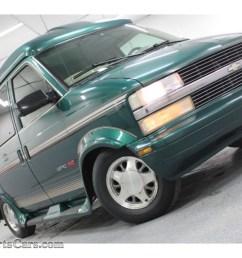 2000 astro awd passenger conversion van dark forest green metallic neutral photo 1 [ 1024 x 768 Pixel ]