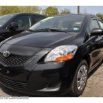 2009 Toyota Yaris Sedan In Black Sand Pearl 309514 Nysportscars Com Cars For Sale In New York