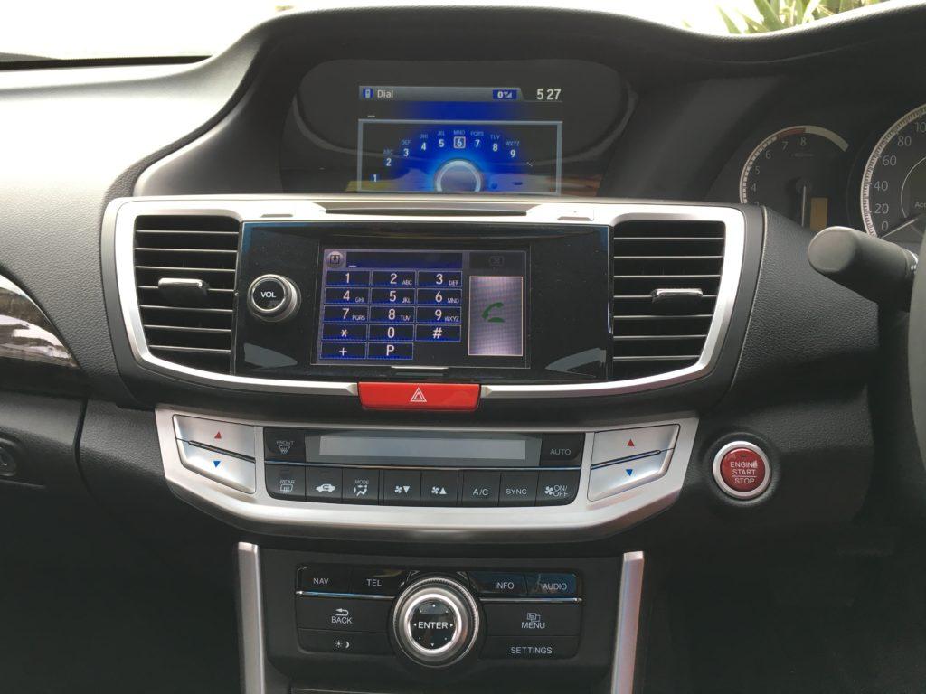 Review 2014 Honda Accord NT Sport  NZ TechBlog