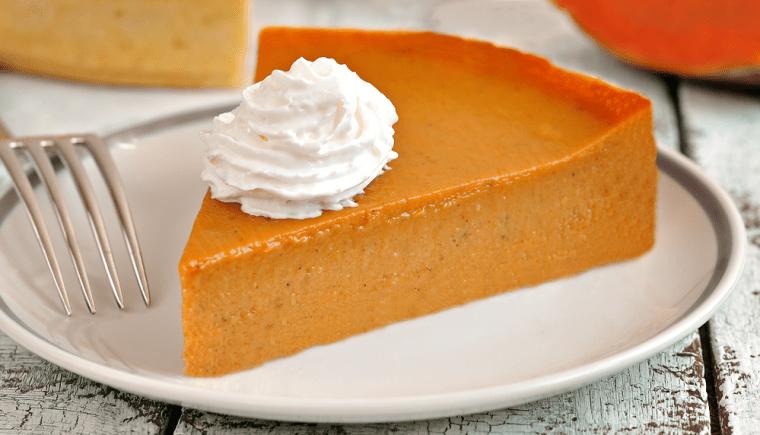 Pumpkin Protein Pie