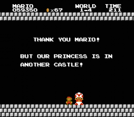 Super Mario Bros. para Nintendo