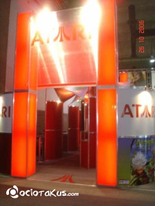 Atari super presente!
