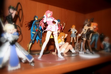 Figuras exóticas de Anime de NOlo