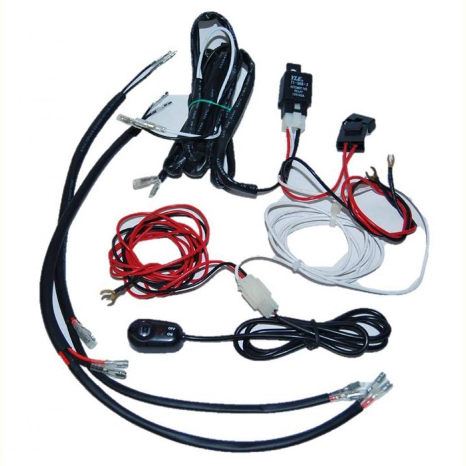 custom made wiring harness kits