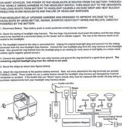 ceramic h4 headlight relay wiring harness 2 headlamp light bulb socket plugs 7  [ 1600 x 1600 Pixel ]