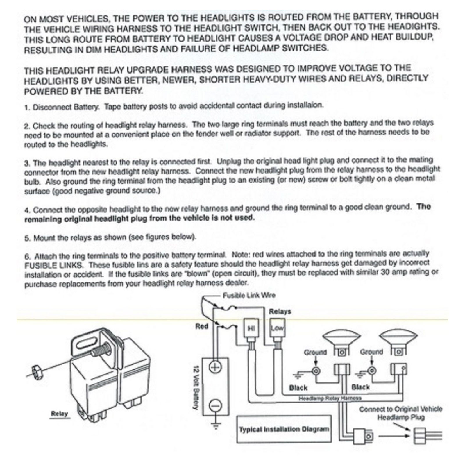 headlight socket wiring diagram suzuki fiero h4 library