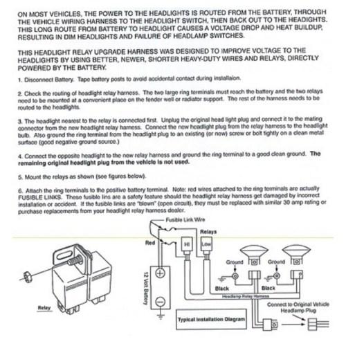 small resolution of ceramic h4 headlight relay wiring harness 2 headlamp light bulb socket plugs 7x6
