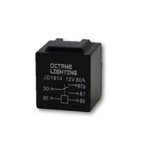 small resolution of 12v 80a automotive car dimmer headlight wiring harness switch standard relay