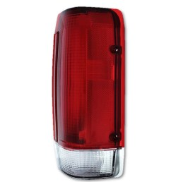 details about 87 88 89 ford f 150 250 styleside truck bronco tail light lens assembly right [ 1600 x 1600 Pixel ]