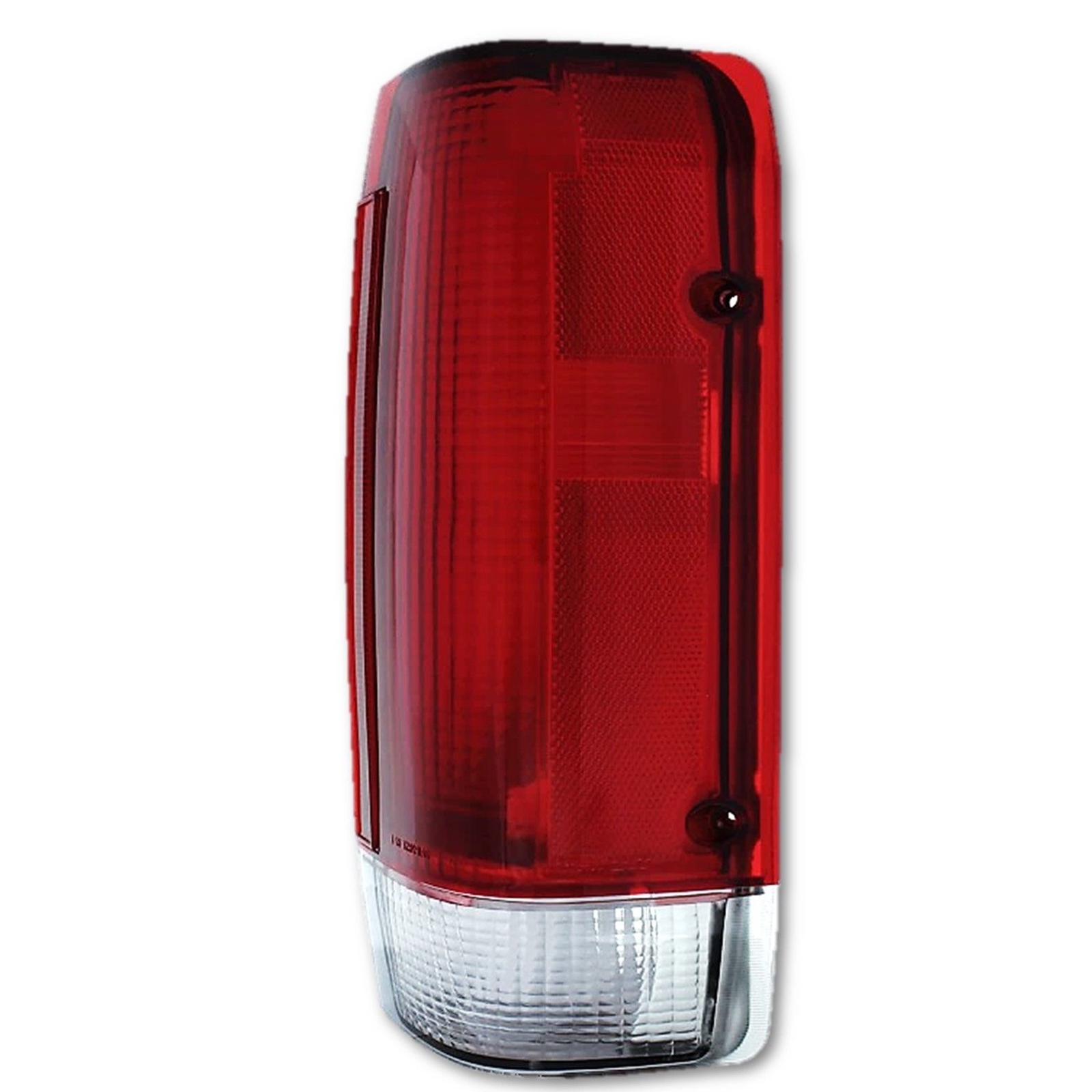 hight resolution of details about 87 88 89 ford f 150 250 styleside truck bronco tail light lens assembly right