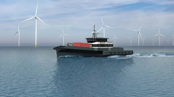 ABS Grants AiP for Crew Transfer Vessel for U.S.