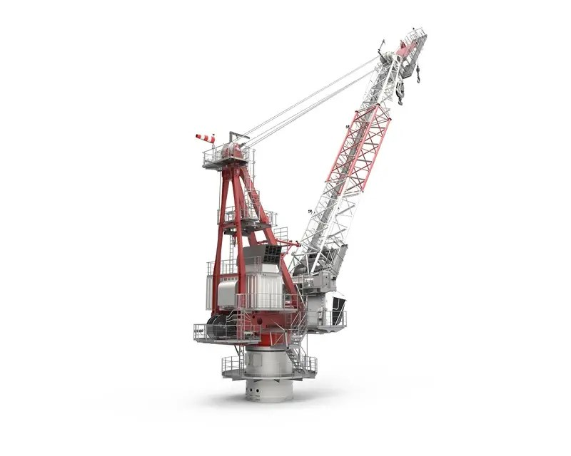 BP Orders BOS 2600 Offshore Crane