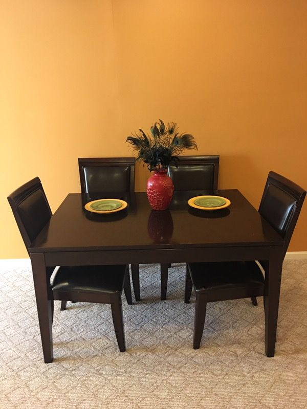 Havertys Merrill Dining Table For Sale In Ashburn Va Offerup