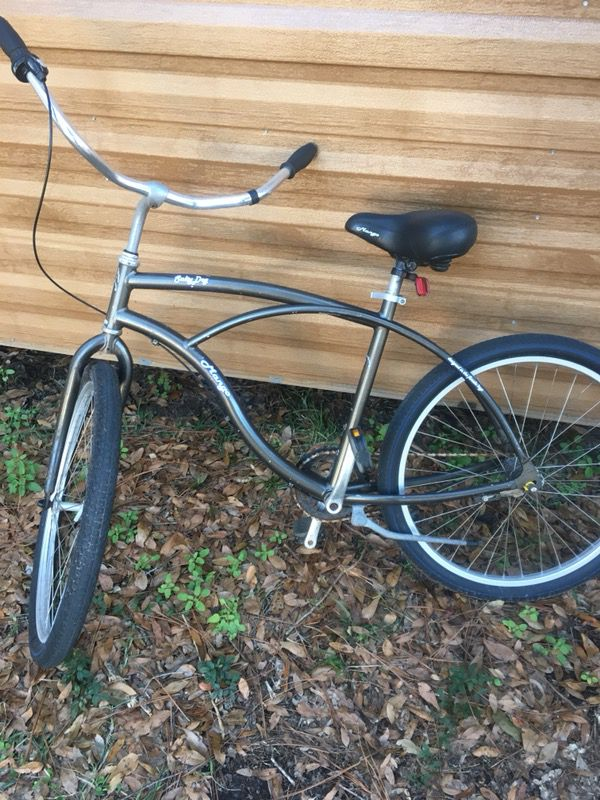 Mango Beach Cruiser : mango, beach, cruiser, Mango, Salty, Beach, Cruiser, Three, Speed, Fernandina, Beach,, OfferUp