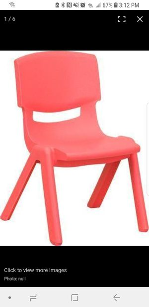 red chairs for sale thomas the train chair and table set new used in phoenix az offerup 10 flash