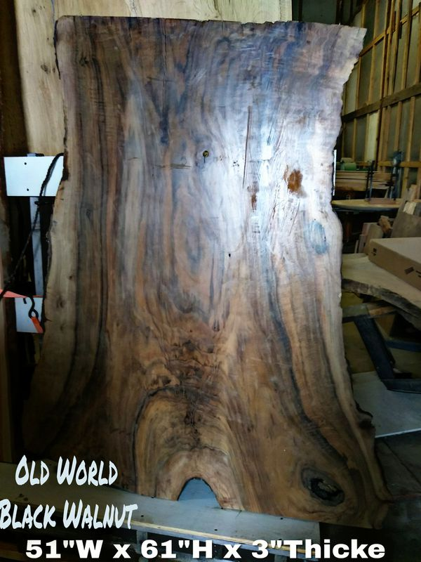 Air Dried Walnut Lumber For Sale