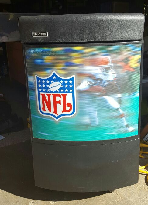 Maytag Skybox NFL Light Up Mini Fridge For Sale In New Hartford CT OfferUp