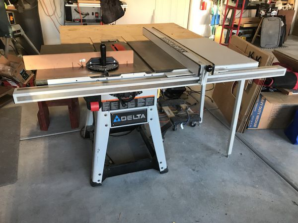 Delta 36 Table Saw