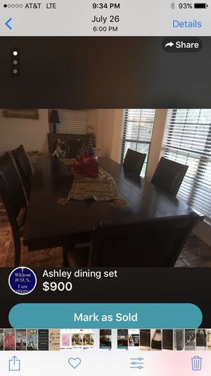 New And Used Dining Tables For Sale In Abilene TX OfferUp