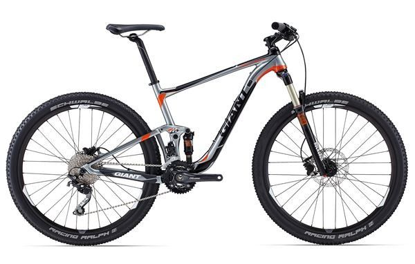 2015 GIANT ANTHEM 27.5 FULL SUPENTION MOUNTAINBIKE for