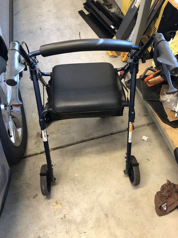 walker roller chair cover rentals ny with seat for sale in gresham or offerup