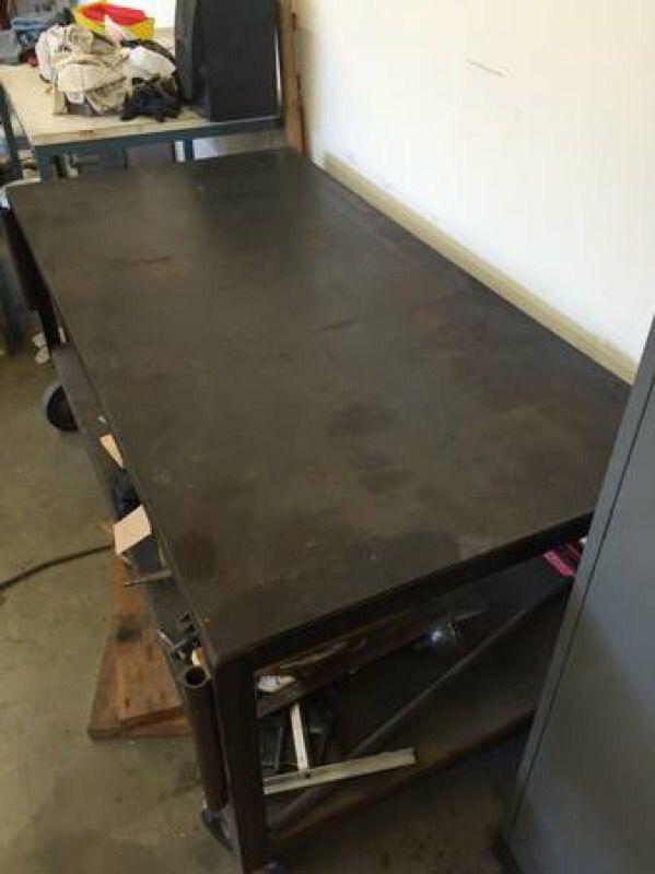 Steel Plate Welding Table